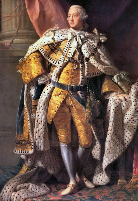 А. Рэмзи. Георг III
